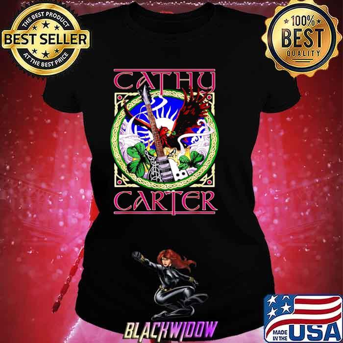 Eagle Cathy Carter Vintage Ladies tee