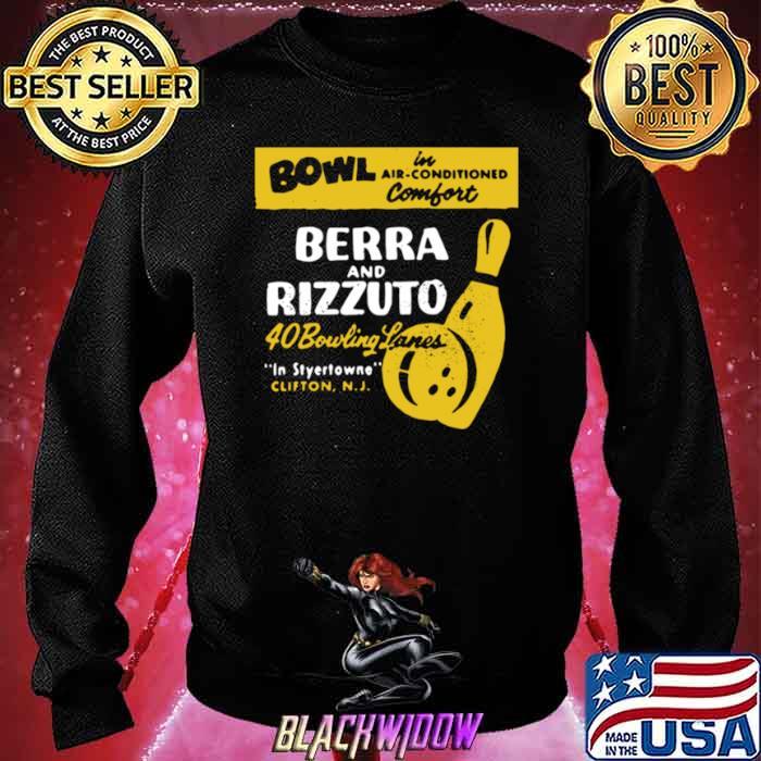 Bowl Berra And Rizzuto 40 Bowling Lanes shirt - Copy Sweatshirt