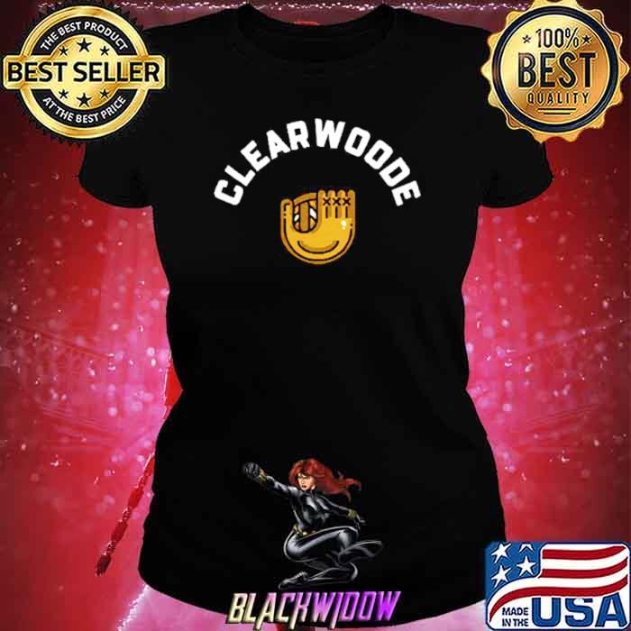 Clearwooder Baseball Philadelphia Phillies shirt - Copy Ladies tee