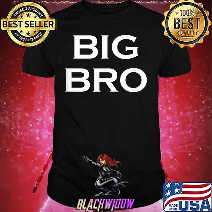 Official Big bro Shirt