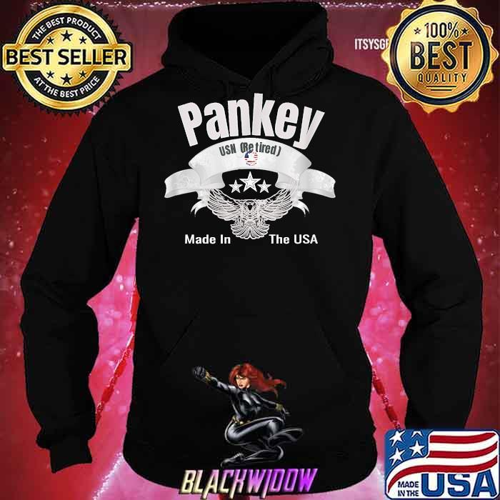 Pankey Veteran Made In The Usa Shirt Hoodie