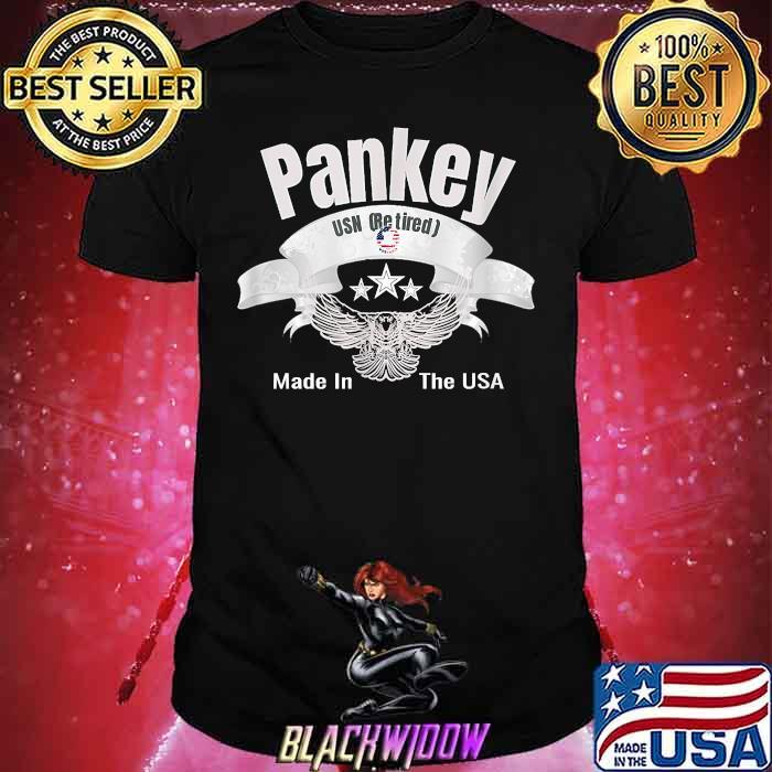 Pankey Veteran Made In The Usa Shirt