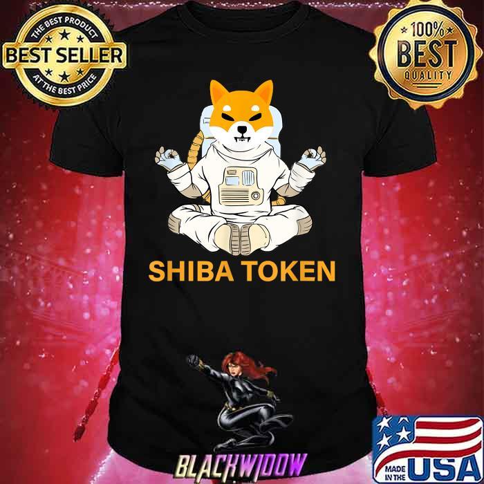 Shiba inu token coin Crypto coin Crytopcurrency Shirt