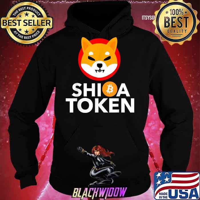 Shiba Token Cryptocurrency Shiba Coin Shirt Hoodie