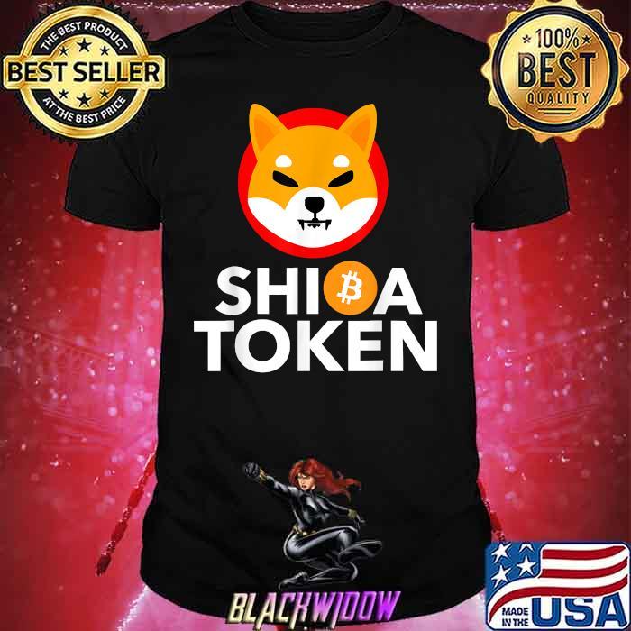 Shiba Token Cryptocurrency Shiba Coin Shirt